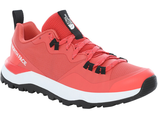 The North Face Activist Lite Shoes Women cayenne red/tnf black